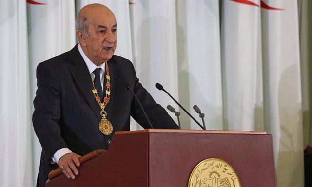 Argelia.- La cámara baja del Parlamento de Argelia aprueba el proyecto de revisi