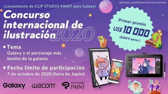 Concurso internacional de ilustración 2020