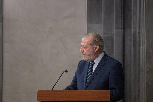 Fernando Rodríguez Villalobos, en una imagen de archivo