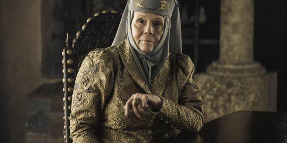 2. Muere la actriz de Juego de tronos Diana Rigg a los 82 años