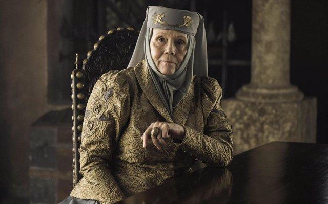 Muere la actriz de Juego de tronos Diana Rigg
