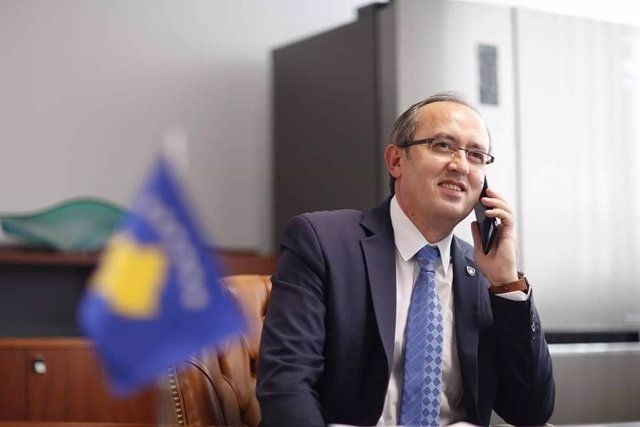 Balcanes.- Kosovo defiende ante la Eurocámara que la única solución pasa por que