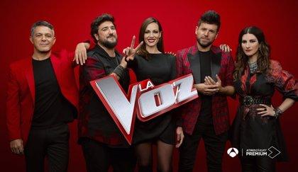 Antena 3 estrena la nueva edición de 'La Voz'