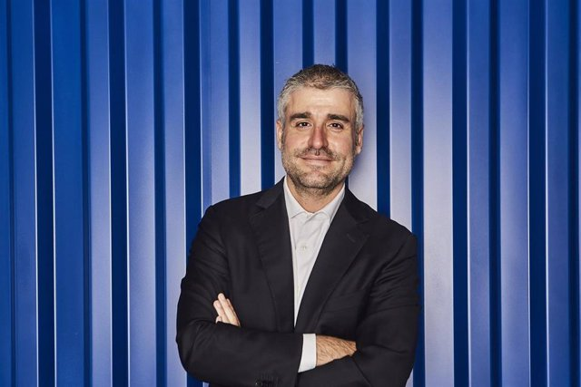 El CEO d'Adevinta Spain, Gianpaolo Santorsola,