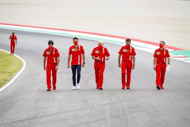 Fórmula 1/GP Toscana.- (Previa) Mugello se estrena en la F1 en la carrera milena