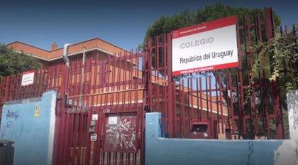 Uruguay.- La Comunidad confirma un positivo en el CEIP República del Uruguay