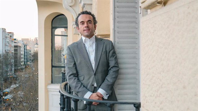 Consejero delegado de la socimi Almagro, Bruno Bodega