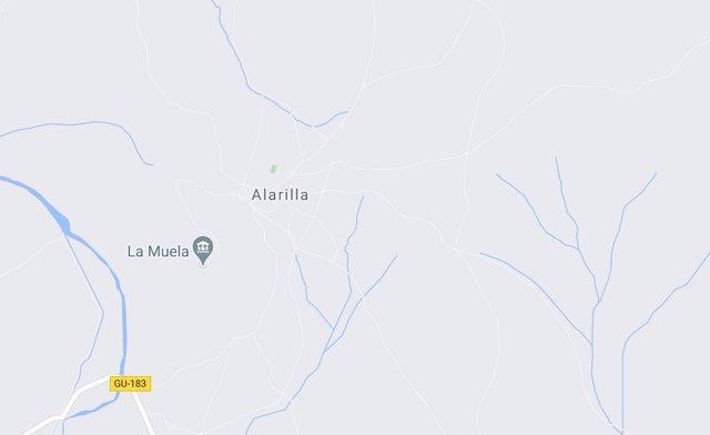 Imagen de Alarilla en Google Maps