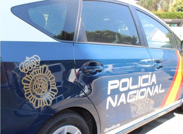 Sucesos.- Detenida una mujer por dañar cinco motos estacionadas en Santa Cruz de