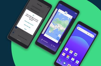 Portaltic.-Android 11 Go lleva a la gama de entrada los permisos únicos y el espacio dedicado a los chats en notificaciones