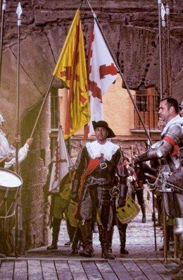 Representación Del Sitio De Logroño, Fiestas San Bernabé