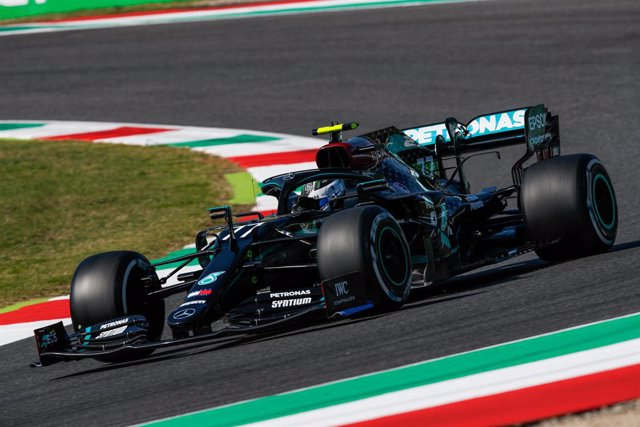 Fórmula 1/GP Toscana.- Bottas domina el estreno en Mugello con Sainz decimoquint