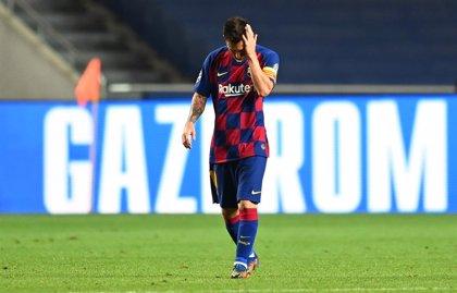 El Barça se encomienda a Koeman y a un Messi molesto para recuperar el trono