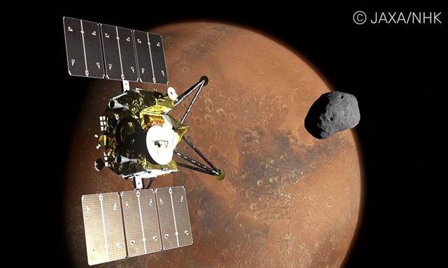La TV japonesa NHK diseña una cámara 8K para filmar Marte y sus lunas