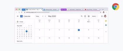 Portaltic.-Los grupos de pestañas personalizables de Google Chorme ya están disponibles para todos los usuarios