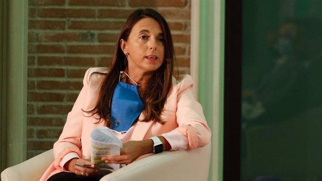 La directora general adjunta y del ramo de Responsabilidad Civil Profesional de la Agrupación Mutual Aseguradora (A.M.A.), Raquel Murillo