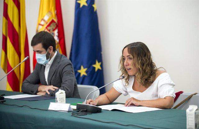 La diputada Glòria Tello presenta el I Festival del Premio Iturbi