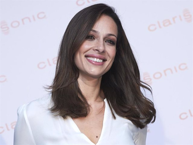 Spanish model Eva Gonzalez is presented as the new face of Clarisonic at the Giner de los Rios Foundation on May 26, 2015 in Madrid, Spain.