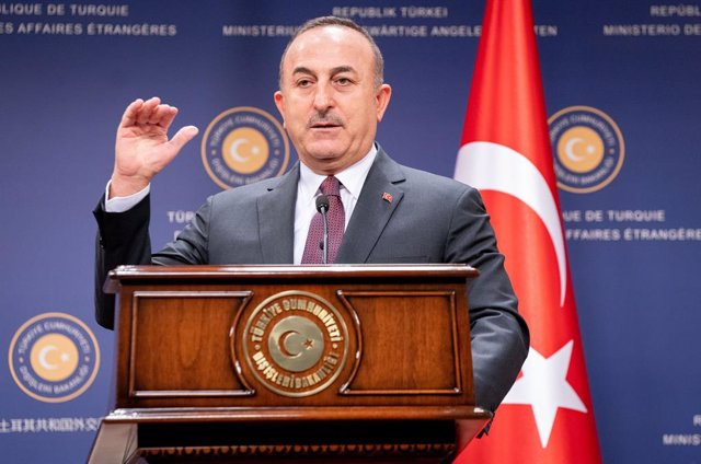 """Turquía/Grecia.- Turquía tilda de """"sesgada"""" la advertencia de los países del sur"""