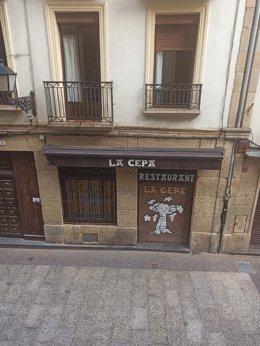 Bar en San Sebastián