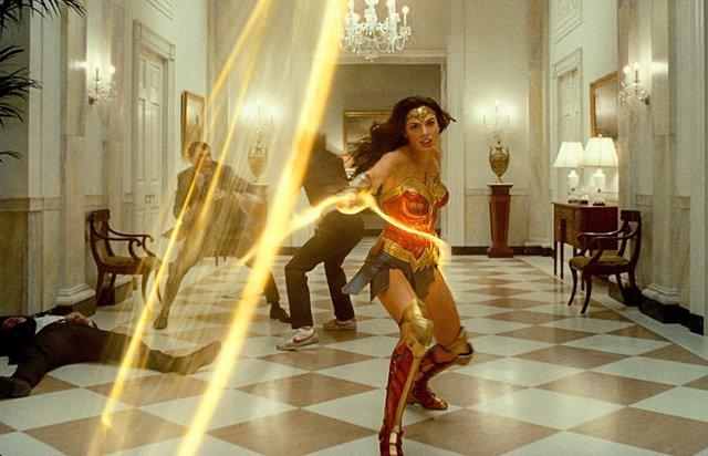 Wonder Woman 1984 vuelve a retrasar su estreno