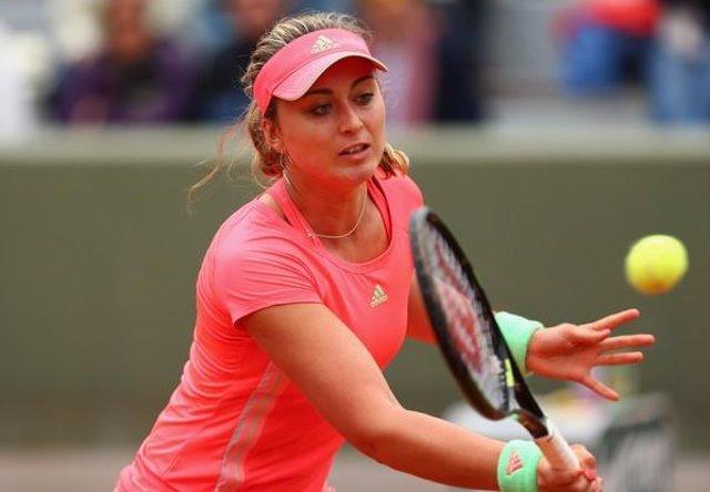 Tenis.- Paula Badosa jugará su segunda semifinal en el circuito WTA tras remonta