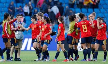 La selección española femenina inicia su concentración para el partido ante Moldavia