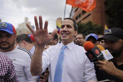 """Guaidó defiende el boicot a las parlamentarias en Venezuela y dice que lo contrario sería """"rendirse cerca de la meta"""""""