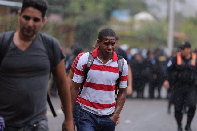 """Guatemala.- La OIM resalta la necesidad de prevenir """"estigmas"""" contra los migran"""