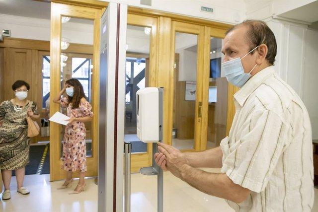 Coronavirus.- Rusia ritmo de nuevos contagios y suma casi 5.500 más en el último