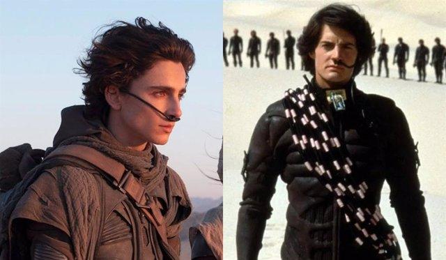 Un vídeo compara el remake de Dune con la versión de David Lynch