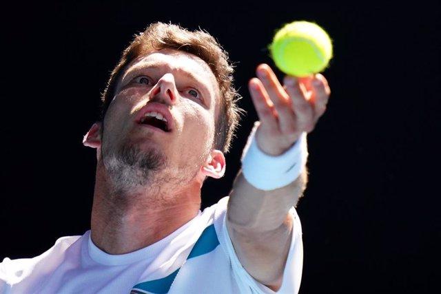"""Tenis/US Open.- Carreño: """"Esta vez no era suficiente con llegar a semifinales"""""""