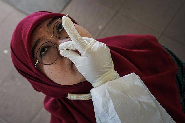 Coronavirus.- Indonesia informa de más de 3.000 nuevos contagios diarios por qui