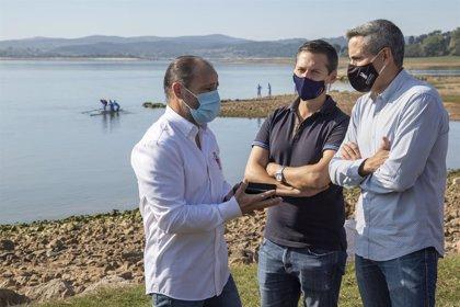 """Deporte marcará el campo de regatas del Ebro para atraer competiciones """"de primer nivel"""""""