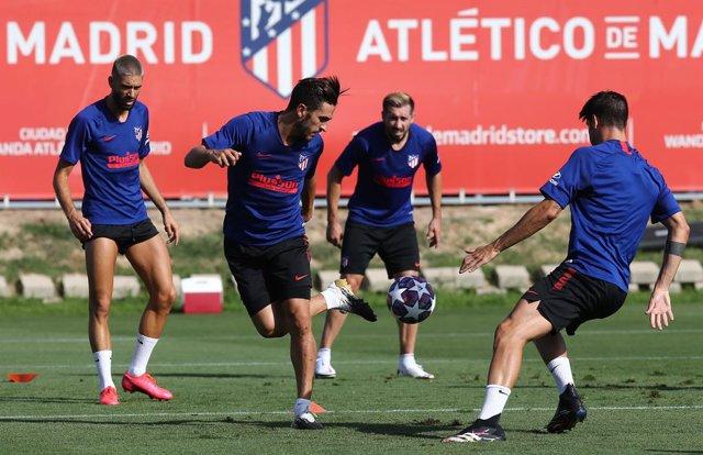 """Fútbol.- El Atlético no jugará el Trofeo Carranza """"por precaución"""" tras un posit"""