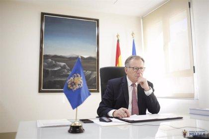 """Presidente de Melilla pide a Ministerio control sanitario en puerto y aeropuerto para evitar """"casos importados"""" de Covid"""