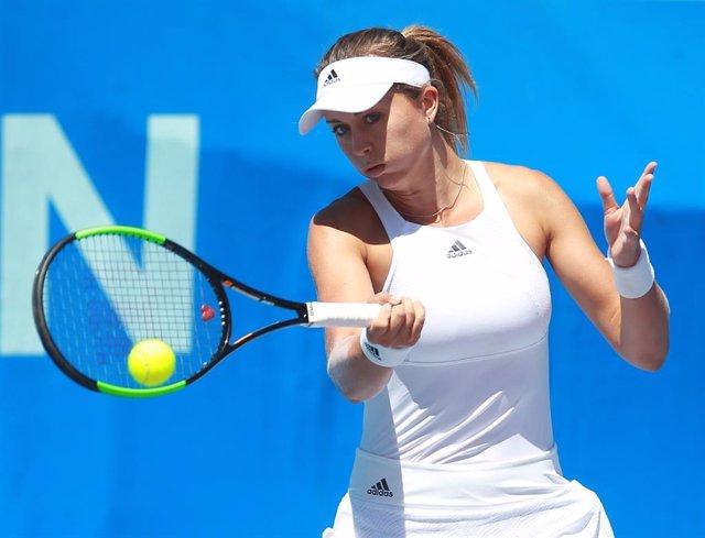 Tenis.- Paula Badosa cae en semifinales de Estambul a manos de la canadiense Bou