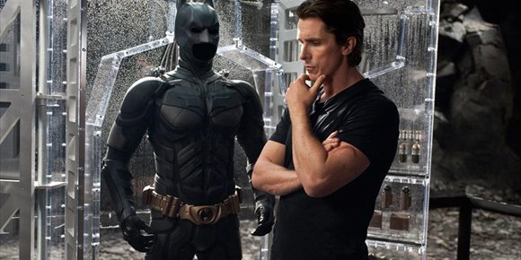 10. Christian Bale es el mejor Batman de la historia del cine