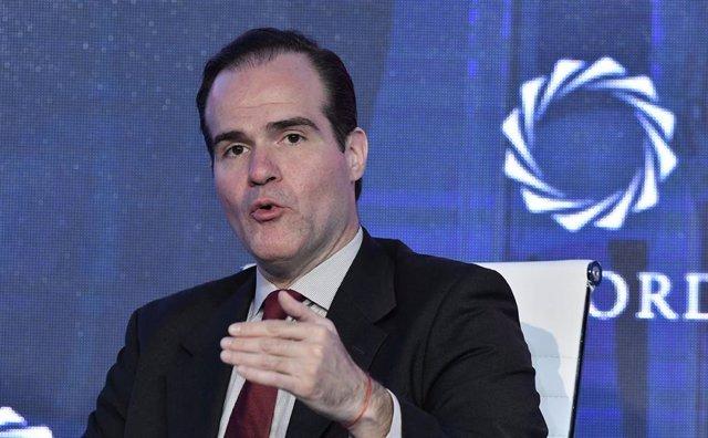 El presidente del Banco Interamericano de Desarrollo (BID), el cubano-estadounidense Mauricio Claver-Carone