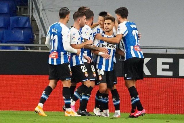 Fútbol/Segunda.- (Crónica) El Espanyol arrasa al Albacete en su vuelta a Segunda