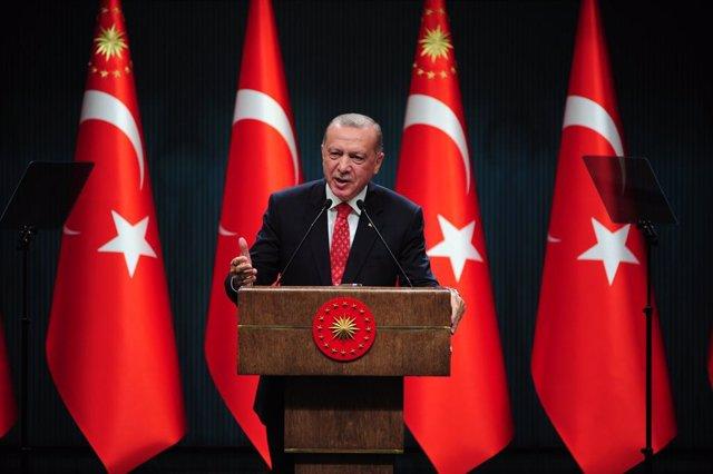 Turquía/Grecia.- El barco de exploración de Turquía en el centro de las tensione