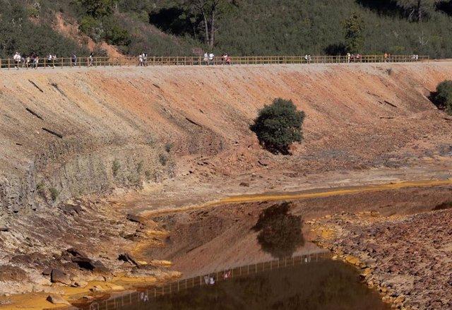Huelva.- Turismo.- Destacan la actuación en el camino del Río Tinto dentro del proyecto europeo Eco-cicle