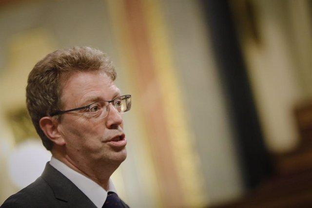 El portaveu econòmic de Junts al Congrés, Ferran Bel.