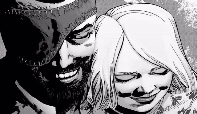 Comic de The Walking Dead