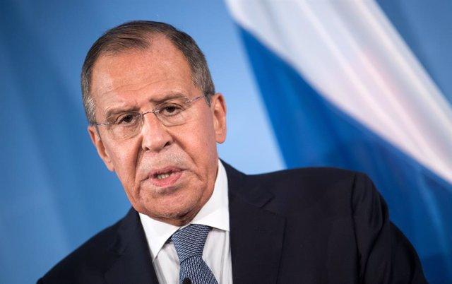 """Rusia.- Rusia advierte de que """"no dejará sin respuesta"""" las posibles sanciones a"""