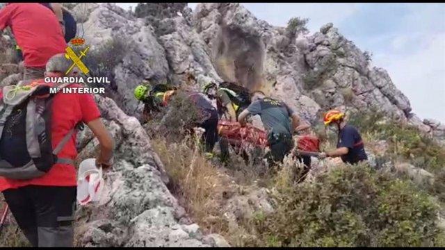 Imagen de rescate
