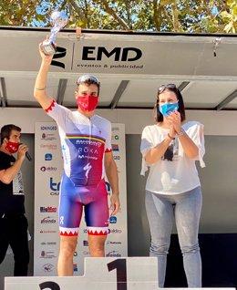 Javier Gómez Noya, gana el Triatlón Ciudad de Santander