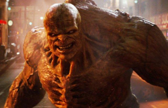 Abominación en El Increíble Hulk