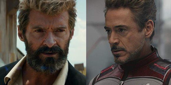 9. Así luciría Lobezno (Hugh Jackman) con uno de los trajes de Vengadores: Endgame