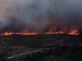 El fuego arrasa más de 2.000 hectáreas en nueve incendios activos en Ourense, dos de ellos cerca de viviendas
